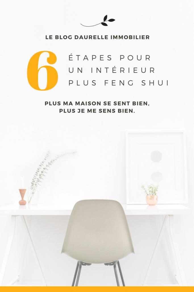 6 étapes pour un intérieur feng-shui
